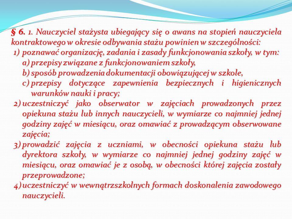 Podstawy prawne: doradca metodyczny doradca metodyczny Rozporządzenie Ministra Edukacji Narodowej z dnia 19 listopada 2009 r.