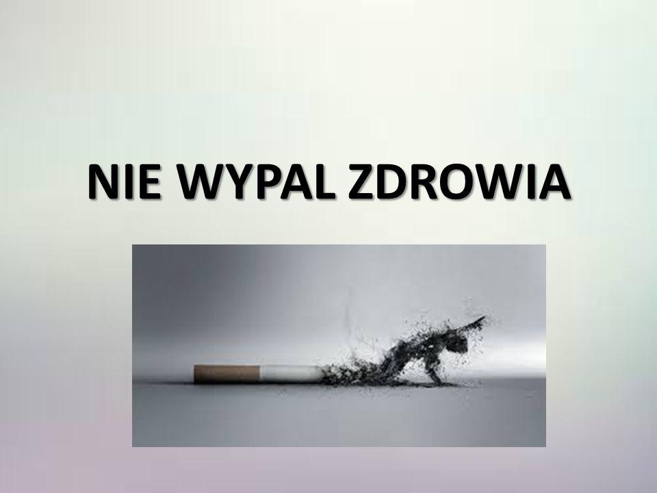 CzasCo się dzieje po zgaszeniu ostatniego papierosa.
