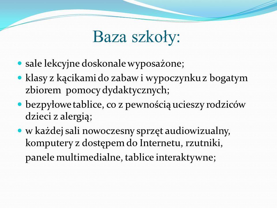 Uczestniczymy w ogólnopolskiej akcji społecznej Cała Polska Czyta Dzieciom Akcja propaguje czytelnictwo wśród dzieci, zachęca rodziców, wychowawców i innych dorosłych, do codziennego, co najmniej 20-minutowego czytania dzieciom.