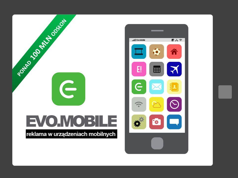 Reklama na urządzeniach mobilnych obejmuje emisję na smartfonach i urządzeniach mobilnych typu tablet.