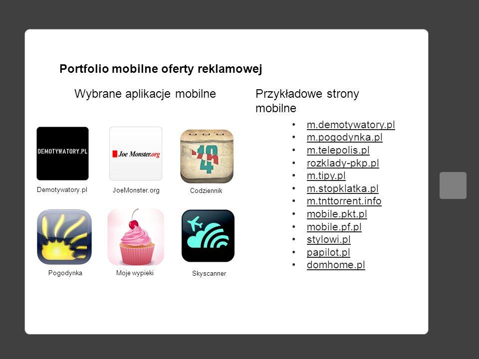 Tworzymy mobilne serwisy www oraz landing page dla kampanii online.