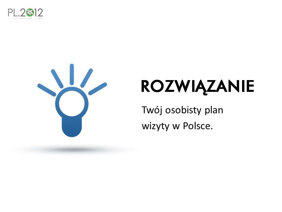 Twój osobisty plan wizyty w Polsce.