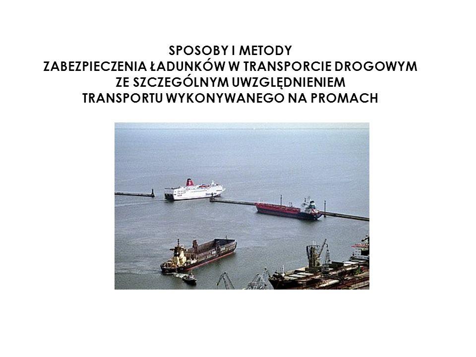 PLAN 1.Podstawy prawne - ustawa o ruchu drogowym - Art.126 Kodeks Morski - konwencja ADR 2.