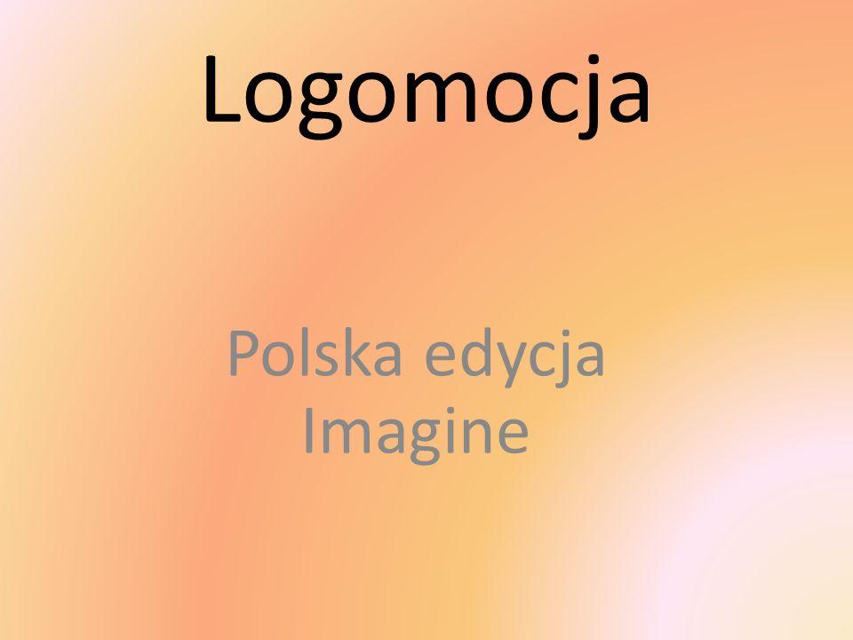 Logomocja Polska edycja Imagine