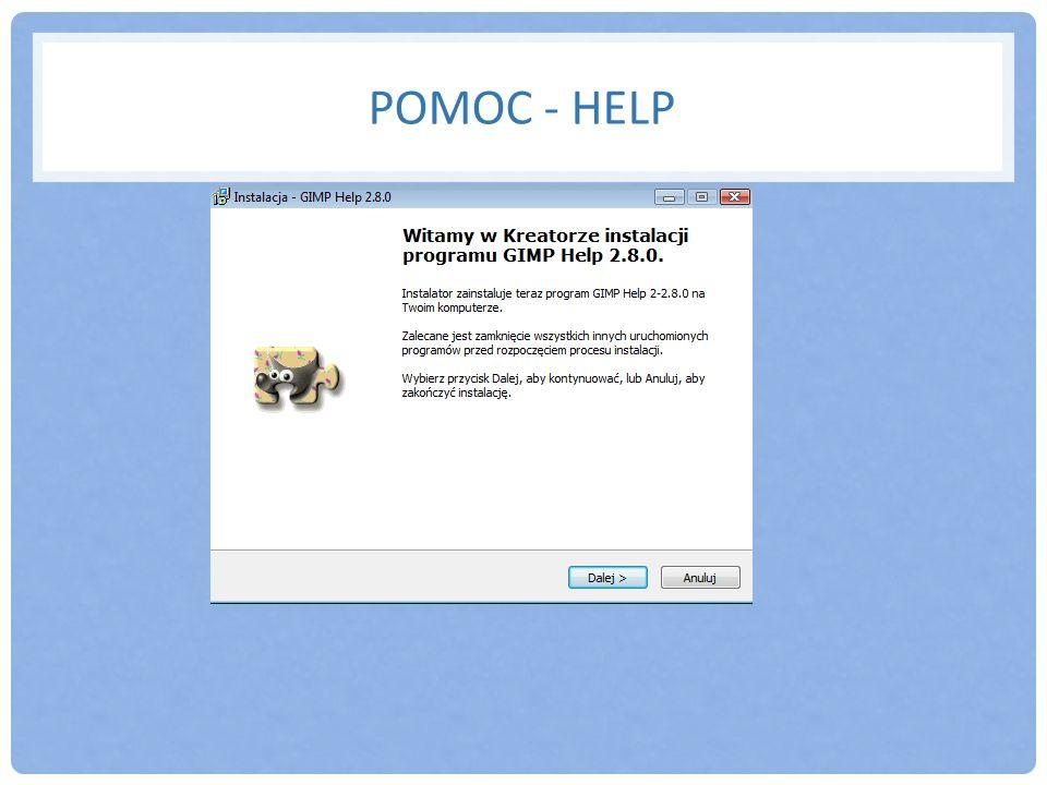 POMOC - HELP