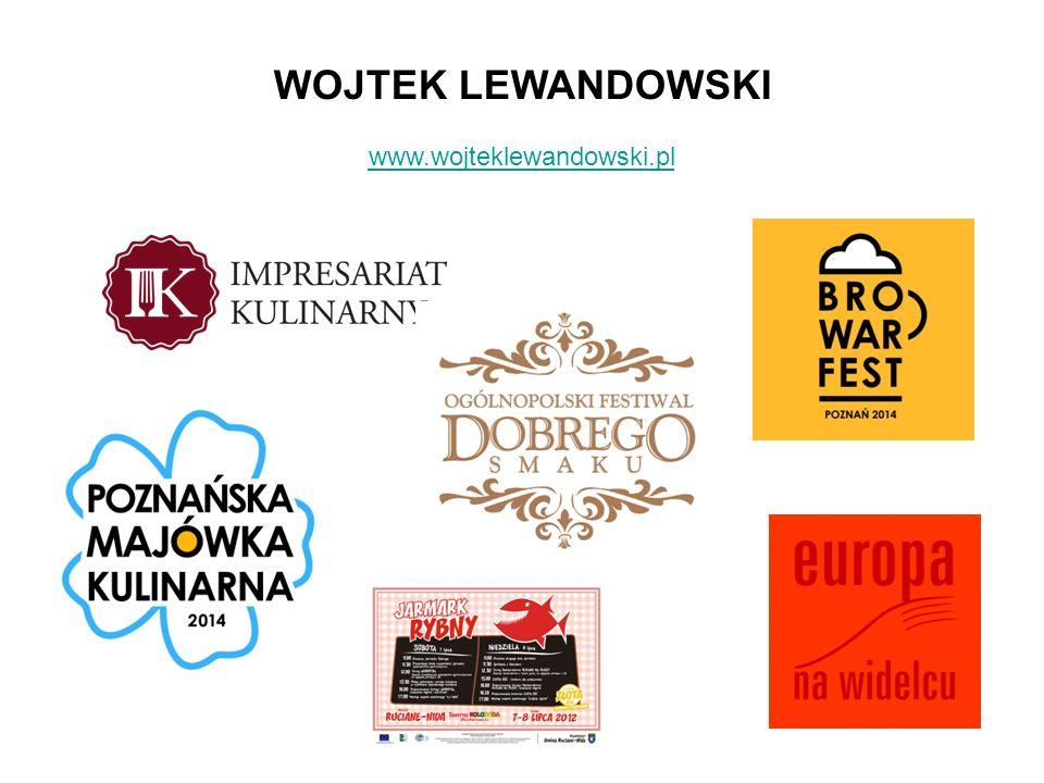 WOJTEK LEWANDOWSKI www.wojteklewandowski.pl