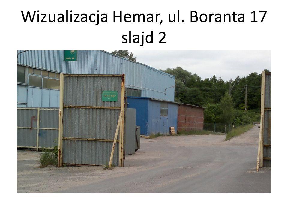 Wizualizacja Hemar, ul. Boranta 17 slajd 2