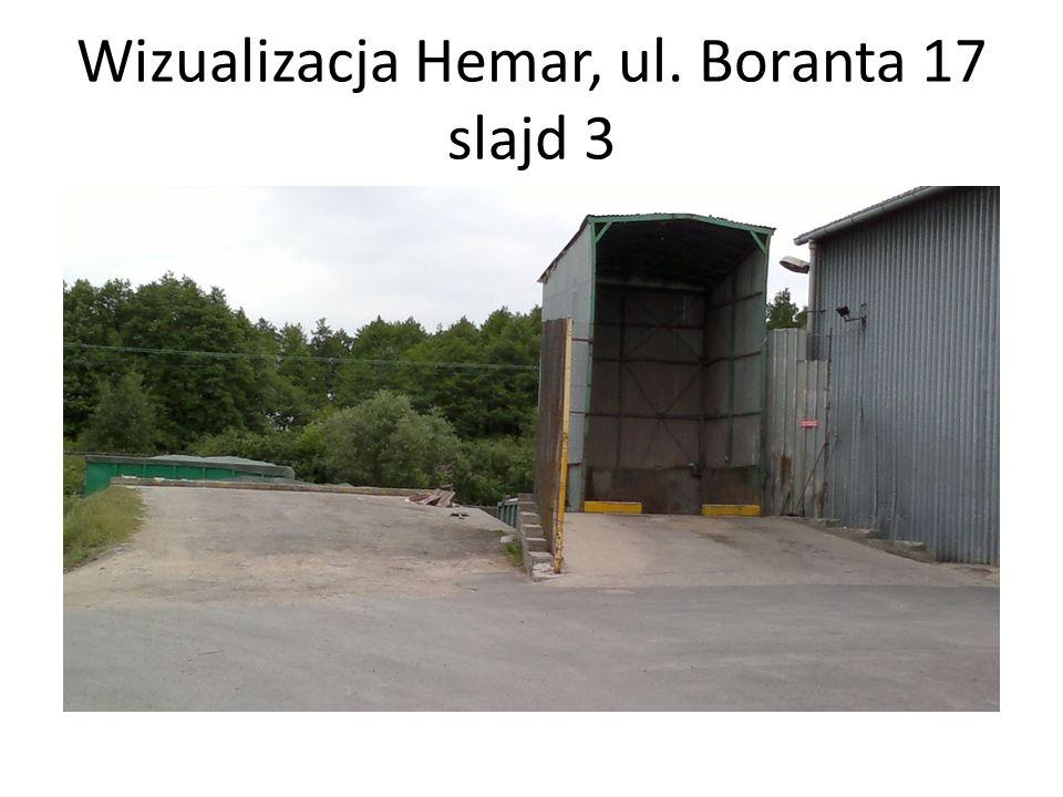 Wizualizacja Hemar, ul. Boranta 17 slajd 3