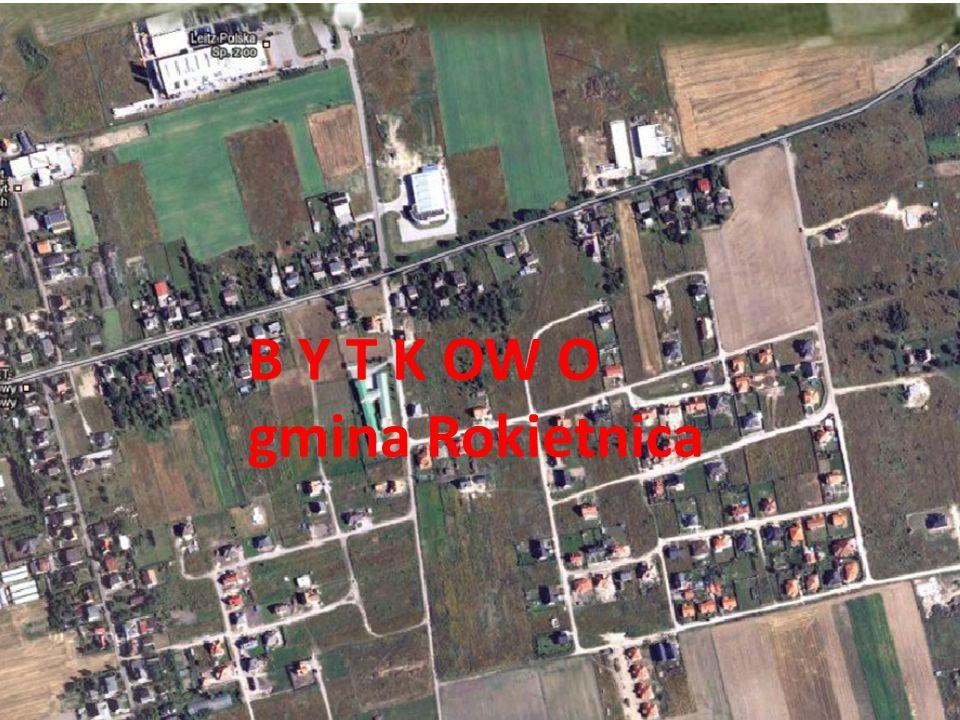 B Y T K OW O gmina Rokietnica