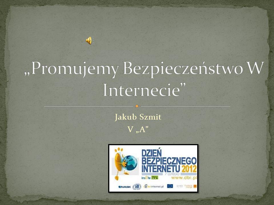 COŚ O INTERNECIE Internet daje nam wiele możliwości, w tym komunikacji.
