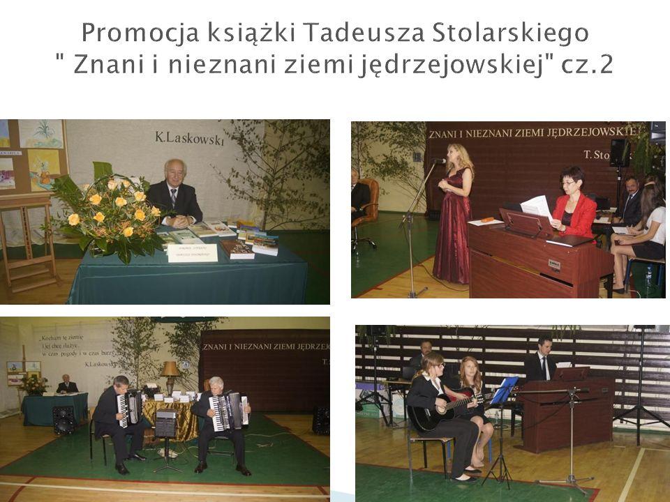 Promocja książki Tadeusza Stolarskiego