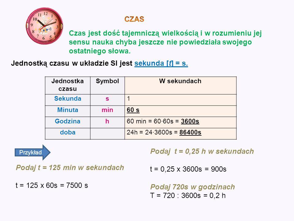 W kolumnie po lewej znajdują się nazwy przyrządów, po prawej wielkości fizyczne, które mierzymy Dobierz właściwe pary siłomierzmasa szybkościomierztemperatura termometrciśnienie atmosferyczne barometrciężar wagaszybkość amperomierzobjętość cylinder miarowynatężenie prądu Jaką objętość ma zanurzone ciało?