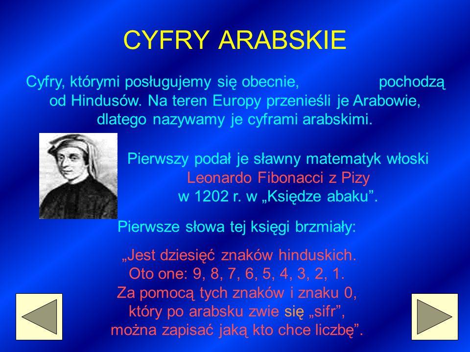 GRECJA i RZYM Ateńczycy do pisania liczb używali początkowych liter słów - liczebników (rys. obok) Sposobem jońskim liczby wyrażano literami alfabetu,
