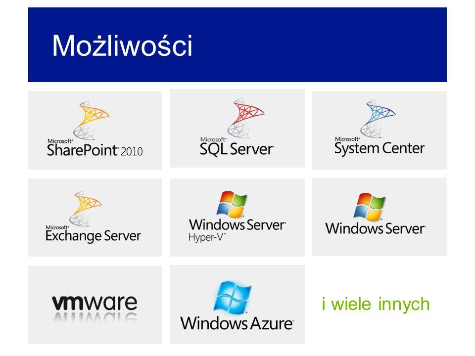 Microsoft SQL Skrypty Nowy pracownik Active Directory Moduł Quest MySQL.NET Microsoft Exchange Server