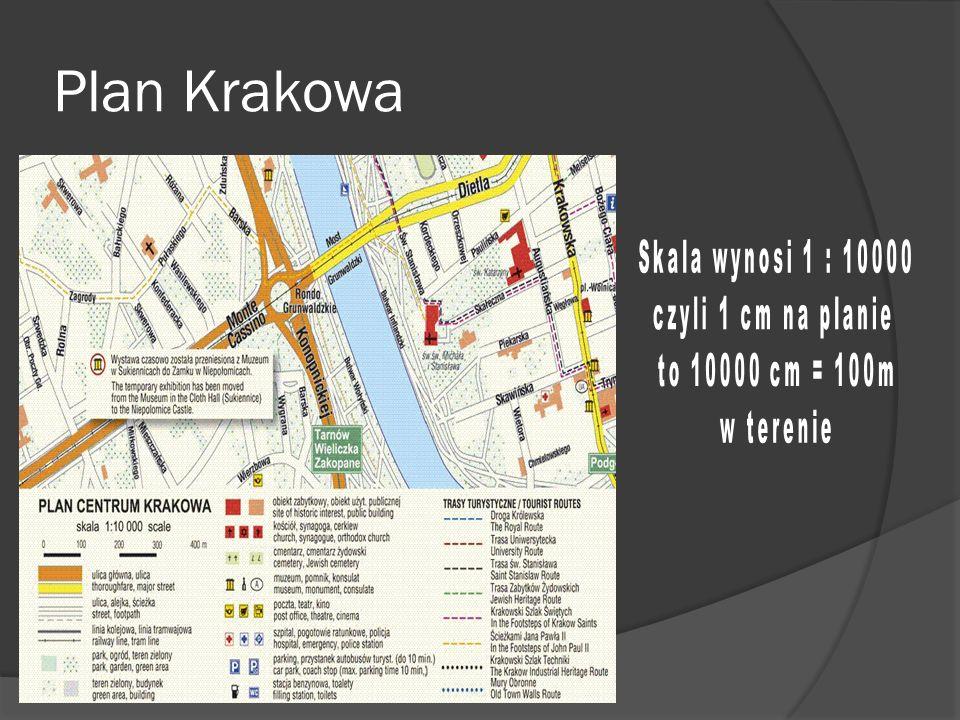 Plan Krakowa