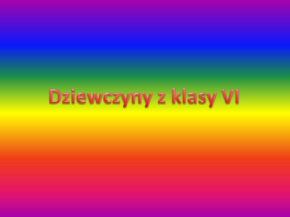 Dominika Dyka– jest przewodniczącą naszej klasy, pisze wiersze i jest dobra z polskiego.