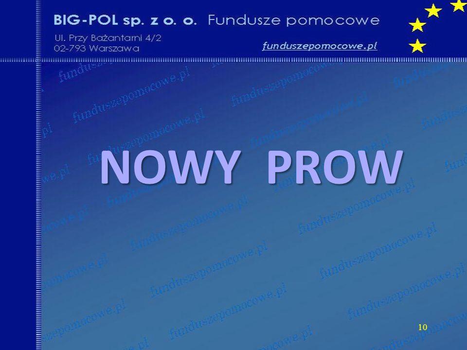 NOWY PROW 10