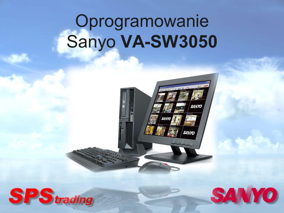 Oprogramowanie Sanyo VA-SW3050