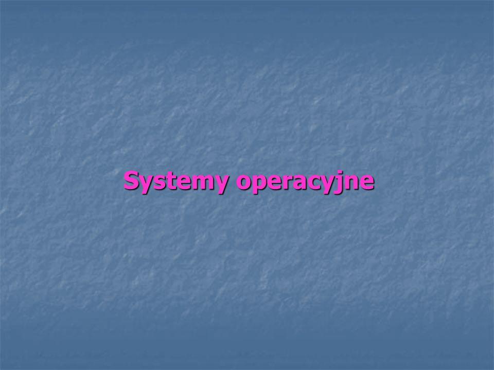 KopiowanieKopiowanie - copy Kopiowanie copy nazwa-pierwsza nazwa-druga Służy do skopiowania zawartości pliku wskazanego pierwszą nazwą do pliku o drugiej nazwie Obie nazwy powinny podawać pełną ścieżkę dostępu w przeciwnym wypadku system będzie poszukiwał pliki w katalogu bieżącym.