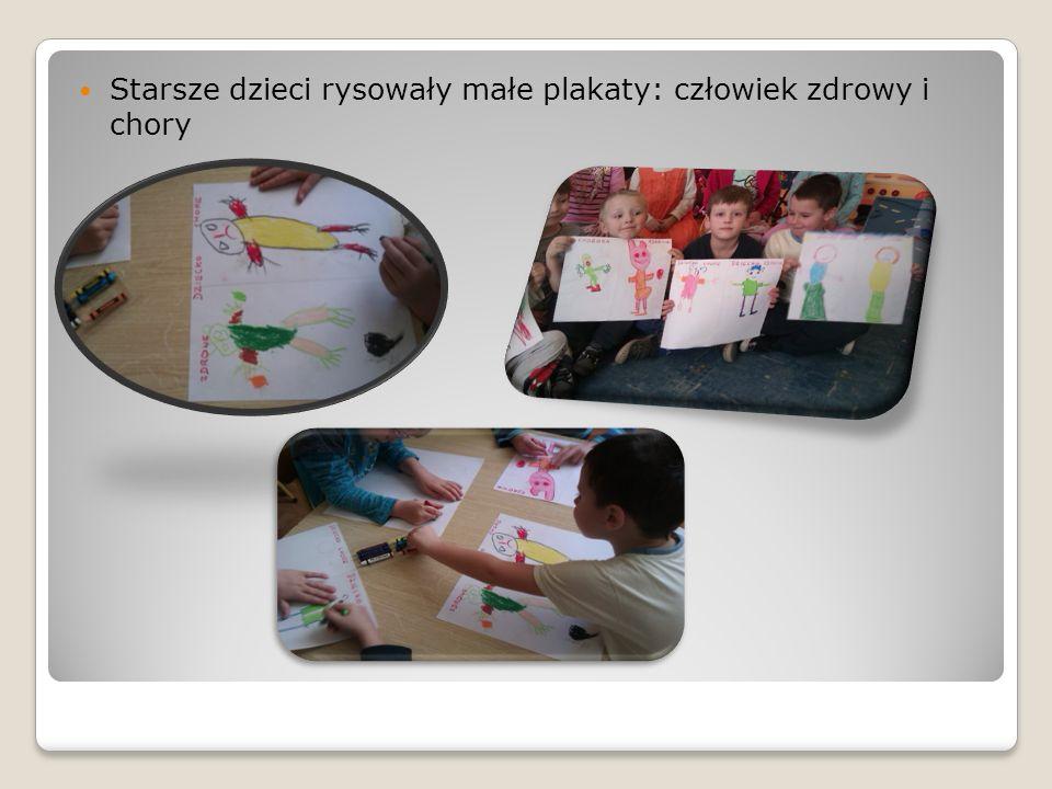W każdej grupie dzieci wykonywały owocowe sałatki i dowolnie je komponowały.
