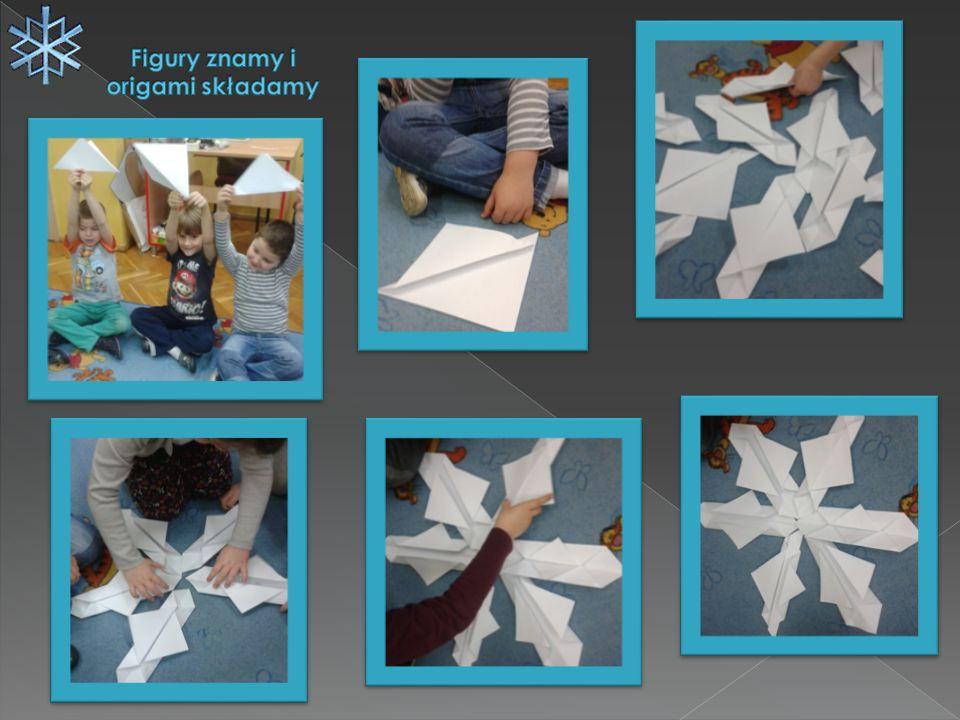 Figury znamy i origami składamy
