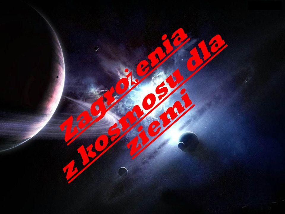 Zagrożenie śmieci z kosmosu jest NIEUNIKNIONE!!.