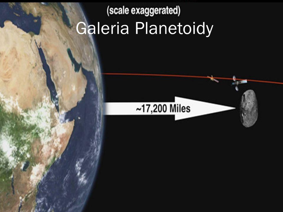 Odkrycie Planetoidy 2012DA14- planetoida bliska Ziemi odkryta w 2012 r.