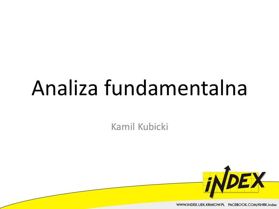 Czym jest analiza fundamentalna.