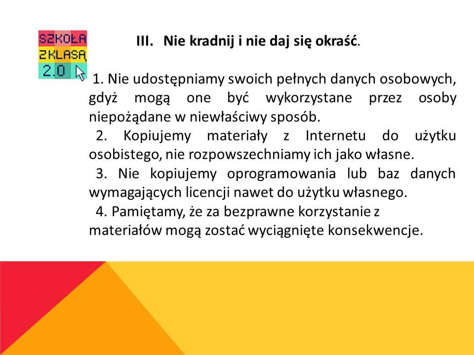 IV.Komunikujmy się. 1.