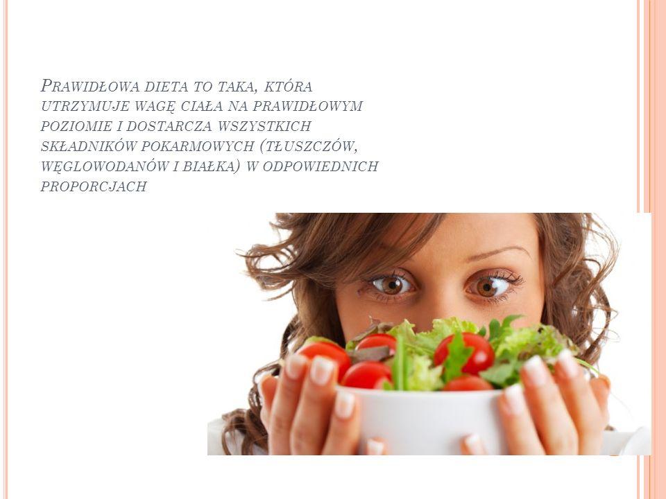 REGULARNOŚĆ POSIŁKÓW Niezbędna w diecie każdego nastolatka jest regularność posiłków.