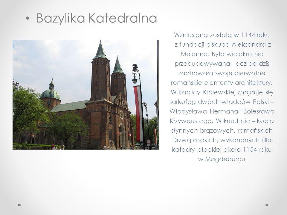 Teatr dramatyczny Początki teatru w Płocku sięgają początków XIX wieku.