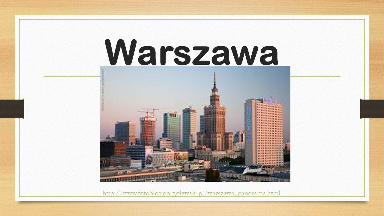 Warszawa http://www.fotoblog.gorgolewski.pl/warszawa_panorama.html