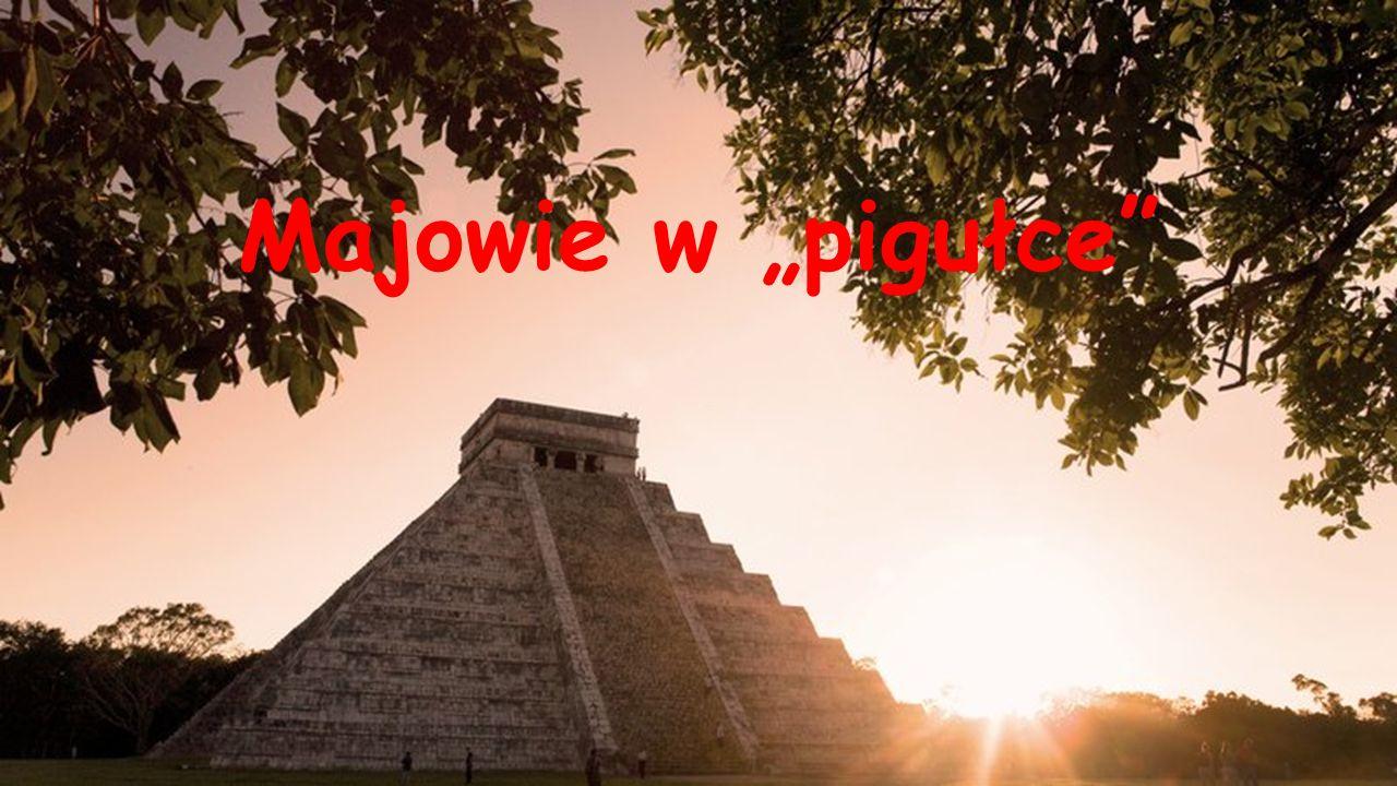 Majowie w pigułce