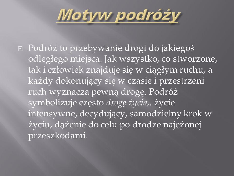 Pan Tadeusz - Adam Mickiewicz uczynił swoją epopeję, napisaną na emigracji, sentymentalną wędrówką w szczęśliwy kraj lat dziecinnych.