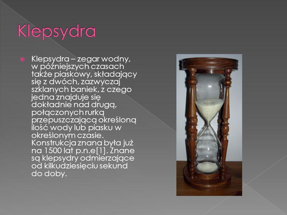 Sekundomierz, popularnie stoper przyrząd techniczny typu mechanicznego, podobny do zegarka, wykorzystywany w celu odmierzania małego odcinka czasowego