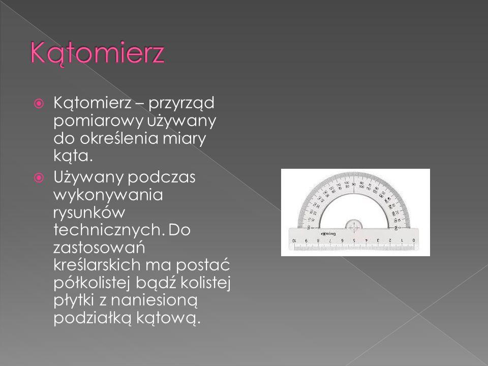 Suwmiarka jest jednym z podstawowych warsztatowych przyrządów pomiarowych służącym do szybkiego pomiaru wytwarzanych elementów. Zakresy pomiarowe suwm
