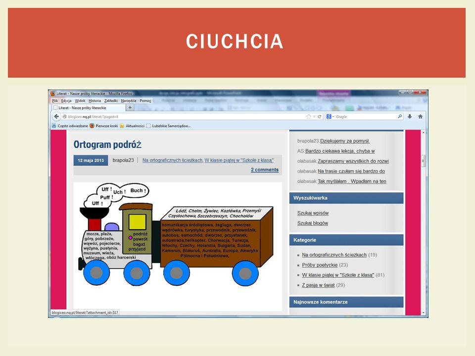 CIUCHCIA