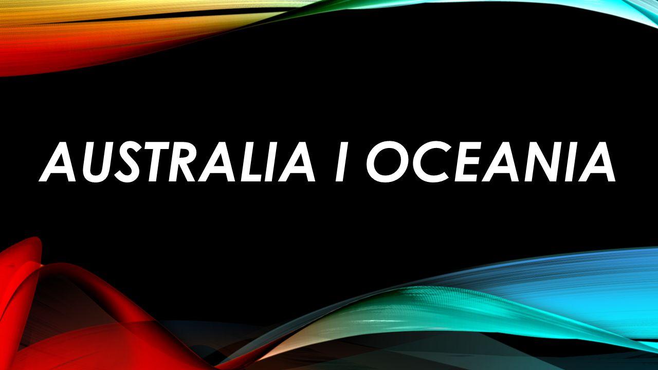AUSTRALIA I OCEANIA