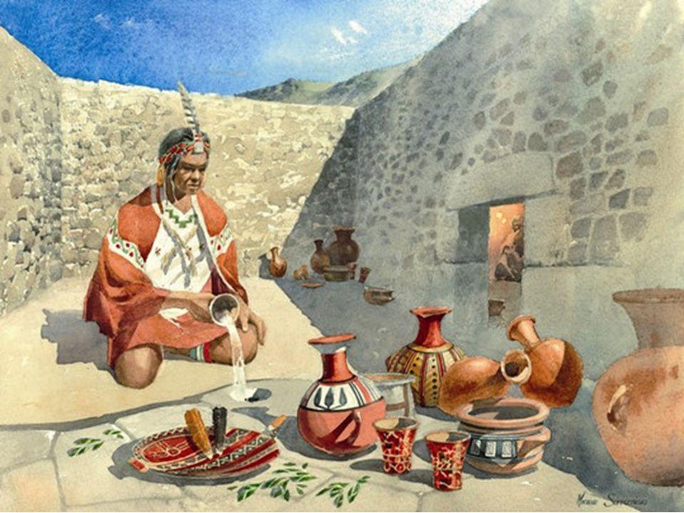 Inkowie, zwani przez konkwistadorów Rzymianami Ameryki Południowej , wznosili monumentalne kamienne budowle, konstruowane z potężnych bloków łączonych bez użycia zaprawy (Cuzco, Machu Picchu, twierdza Pisac, Sacsahuaman).