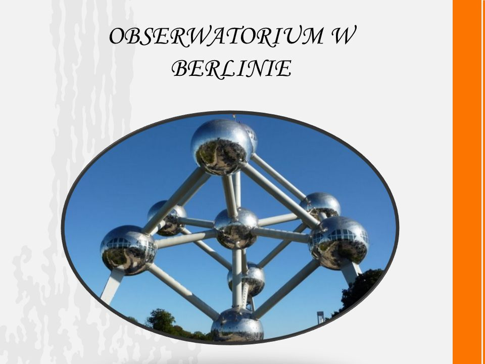 OBSERWATORIUM W BERLINIE