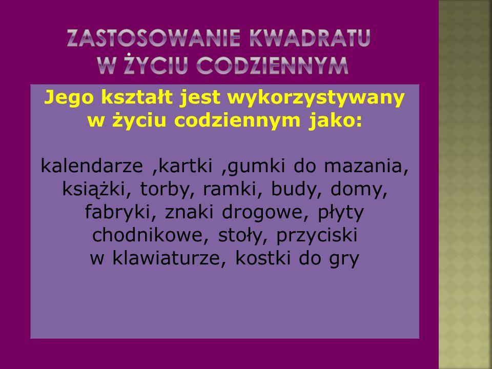 źródła: Tekst: 1.http://pl.wikipedia.org/wiki/Kwadrat_m agiczny_(matematyka)http://pl.wikipedia.org/wiki/Kwadrat_m agiczny_(matematyka) 2.http://www.sp3.lubsko.pl/przyslowiazlic zbami.htmhttp://www.sp3.lubsko.pl/przyslowiazlic zbami.htm 3.http://pl.wikipedia.org/w/index.php?tit le=Plik:Straight_Square_Inscribed_in_a_Ci rcle_240px.gif&filetimestamp=201004160 60147http://pl.wikipedia.org/w/index.php?tit le=Plik:Straight_Square_Inscribed_in_a_Ci rcle_240px.gif&filetimestamp=201004160 60147 Zdjęcia pobrane z następujących stron: 1.http://pl.123rf.com/photo_7528608_prz yciski-klawiatury--domu.htmlhttp://pl.123rf.com/photo_7528608_prz yciski-klawiatury--domu.html 2.http://www.salonyijadalnie.apartamen ty.pl/?pgr=41&ptyp=261&s=5&id=3751http://www.salonyijadalnie.apartamen ty.pl/?pgr=41&ptyp=261&s=5&id=3751 3.