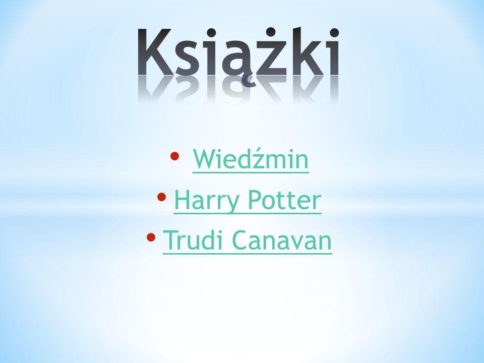Wiedźmin Harry Potter Trudi Canavan