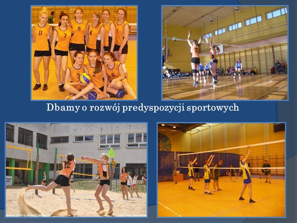 Dbamy o rozwój predyspozycji sportowych