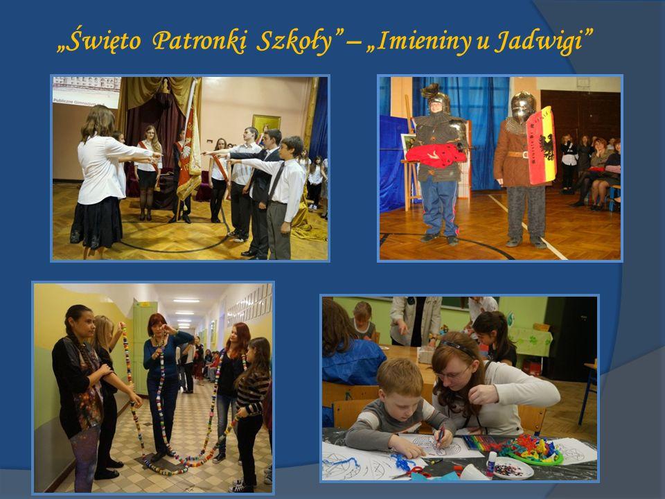 Święto Patronki Szkoły – Imieniny u Jadwigi