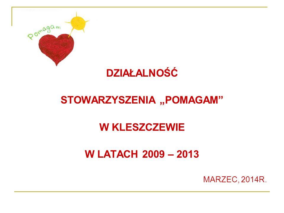 Czy będzie Pani / Pan uczestniczył w działaniach Klubu Trzeciego Wieku w Kleszczewie?