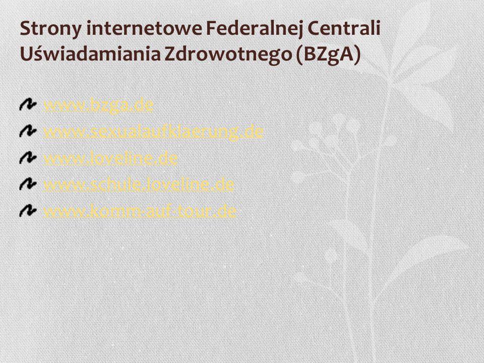 Międzynarodowe Standardy Wychowania seksualnego w Europie (WHO, BZgA) WiekTematyka 0-4Co daje przyjemność.