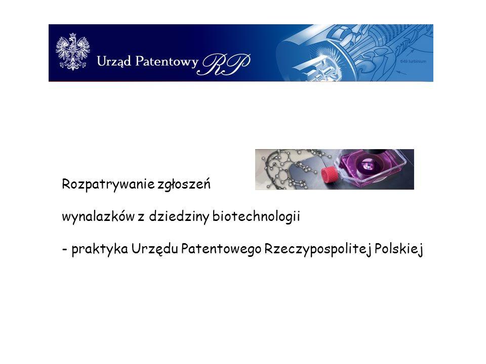 Polecane publikacje Urzędu Patentowego – Poradniki Wynalazcy Zasady sporządzania dokumentacji zgłoszeń wynalazków i wzorów użytkowych Metodyka badania zdolności patentowej wynalazków i wzorów użytkowych