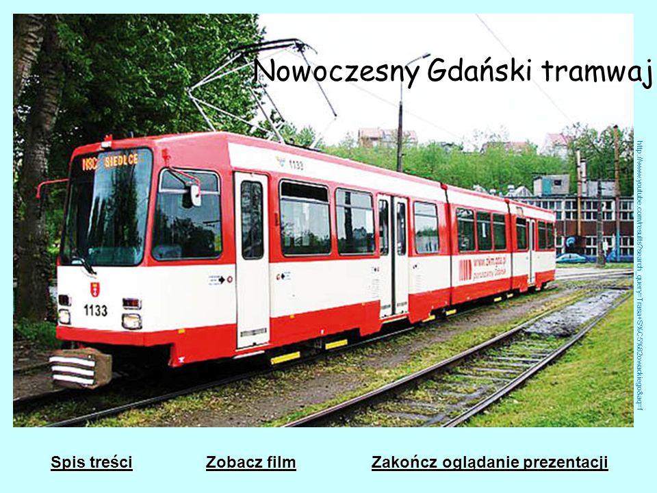 Gdański autobus niskopodłogowy Wstecz Dalej Zakończ oglądanie prezentacji Zakończ oglądanie prezentacji Zobacz film Zobacz film