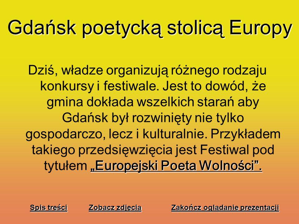 Nowoczesny Gdański tramwaj Zakończ oglądanie prezentacji Zakończ oglądanie prezentacji http://www.youtube.com/results?search_query=Trasa+S%C5%82owacki