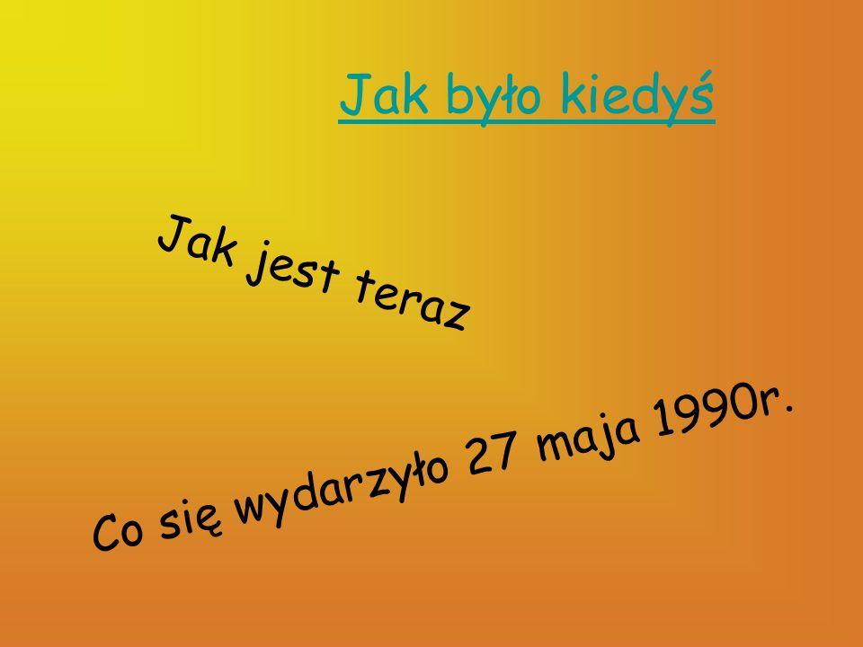 Gimnazjum nr 29 im. Jana Kochanowskiego w Gdańsku Nowe oblicze samorządu terytorialnego w Gdańsku Samorząd Miasta Gdańska Dalej